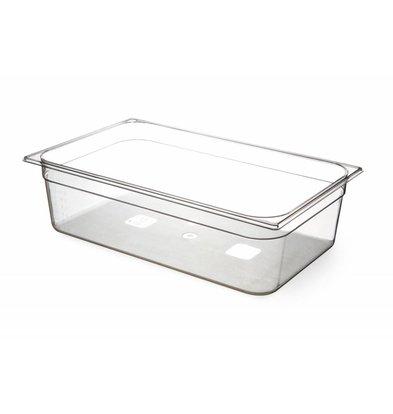 Hendi Gastronorm Behälter 1/1 | Tritan BPA frei | Erhältlich in 4 Tiefen