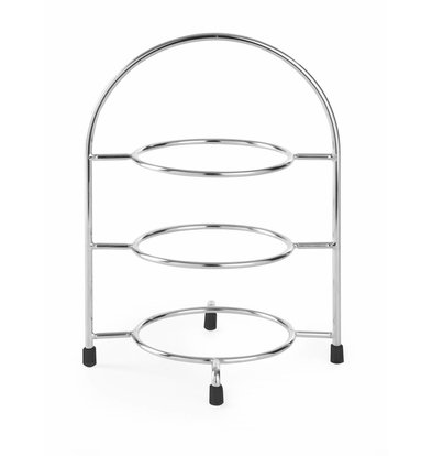 Hendi Teller-Etagere für Teller bis max. Ø 275 mm | 290x200x(h)440mm