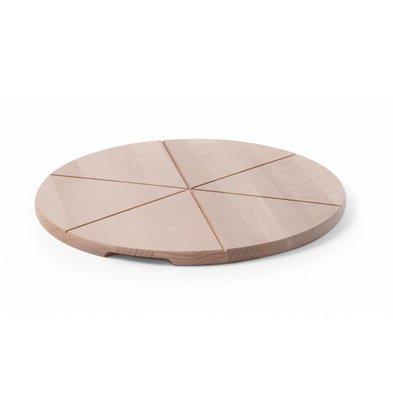 Hendi Pizzabrett Buchenholz   Erhältlich in 6 Größen