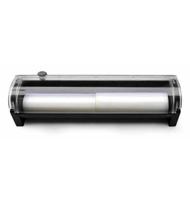 Hendi Halterung für Vakuumrollen HE975374 | 487x122x(h)107mm