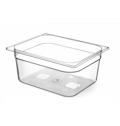 Hendi Gastronorm Behälter 1/2 | Tritan BPA frei | Erhältlich in 4 Tiefen