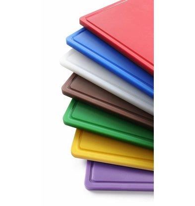Hendi Schneidbret HACCP Gastronorm 1/1 | Erhältlich in 7 Farben