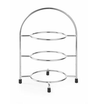 Hendi Teller-Etagere für Teller bis max. Ø 170 mm | 185x120x(h)260mm