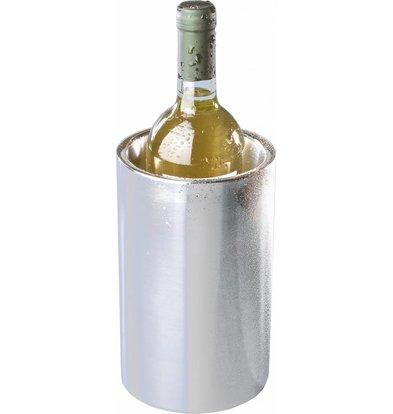 Hendi Weinflaschenkühler Doppelwandig Edelstahl |  Ø120x(h)180mm