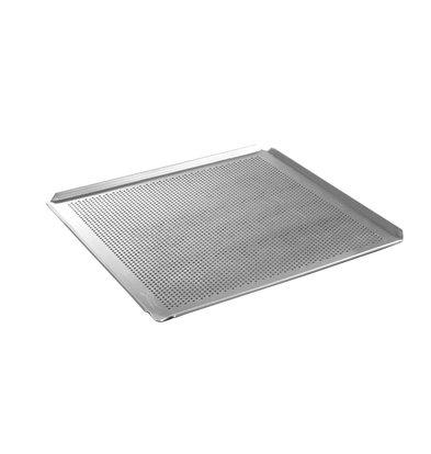 Hendi Backblech Aluminium | Perforiert GN 2/3 | 344x325x(h)10mm