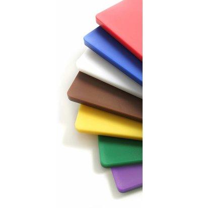 Hendi Schneidbrett HACCP 450x300x13mm | Erhältlich in 7 Farben
