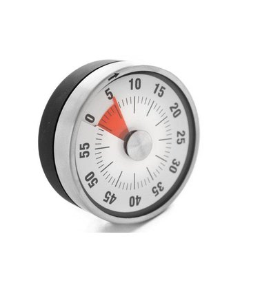Hendi Analoger Küchenwecker  ø80mm | Einstellbar bis 60 Minuten