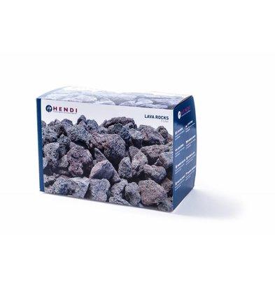 Hendi Lavasteine  Fein | Box 3kg