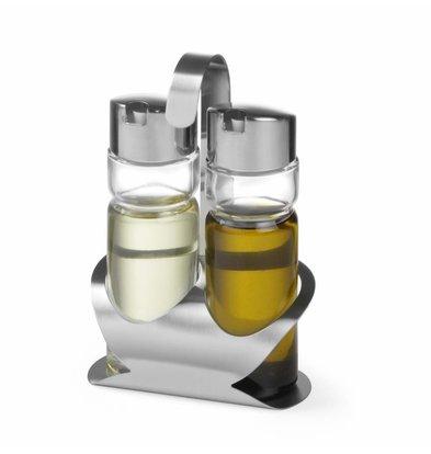 Hendi Menage 2-Teilig | Essig-Öl | 120x75x(h)185mm