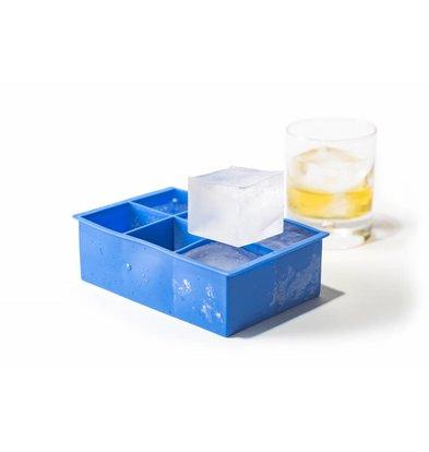Hendi Eiswürfelform XL Würfel | 6 Würfel 5x5x5cm | 170x110x(h)52mm