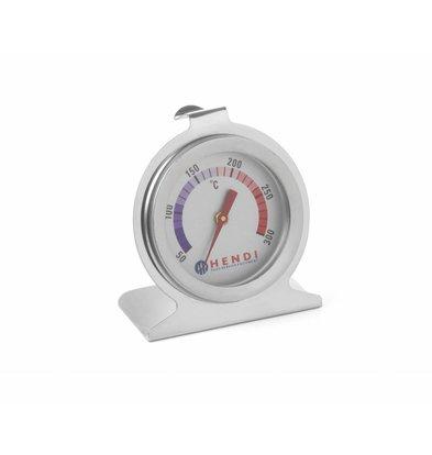 Hendi Ofenthermometer Ø60x(h)70mm | Messbreich 50°C bis 300°C