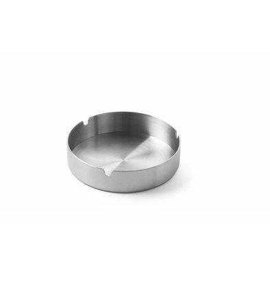Hendi Aschenbecher Profi Line | Stapelbar | Ø75x(h)28mm