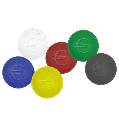 Hendi Pfandmünzen  Ø25mm | 100 Stück | Erhältlich in  6 Farben