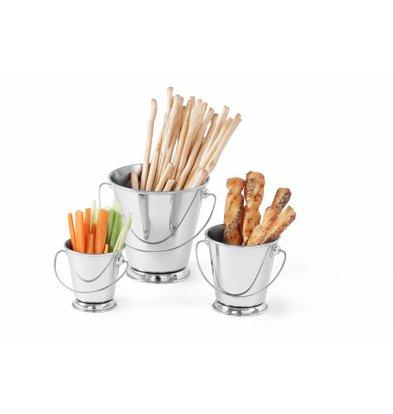 Hendi Miniatur Snack Eimer | Ø70x(h)77mm