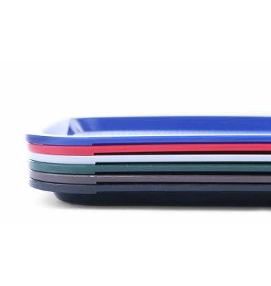 Hendi Serviertablett Gastronomie | Polypropylen | 350x415mm | Erhältlich in 6 Farben