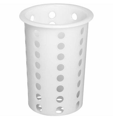 Hendi Besteckkorb Kunststoff | Ø97x(h)137mm