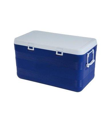 XXLselect Kühlbox Gastronomie Profi | Isotherme Container  | 110 Liter | 86x47x50cm