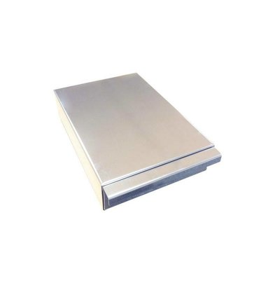 Lineoplus Sudschublade Edelstahl poliert | 335x250x78mm