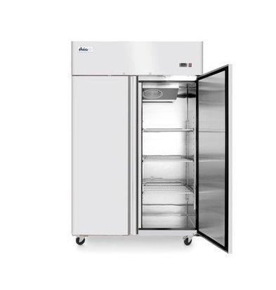 Hendi Tiefkühlschrank Umluftkühlung | Selbstschließend | 1300 Liter | 1314x845x(h)2100mm