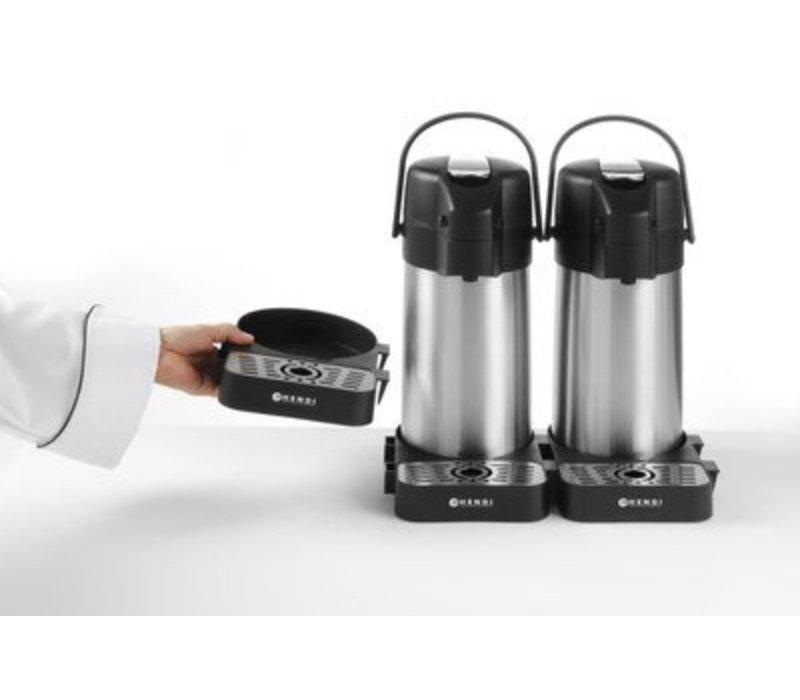 Hendi Abtropfbehälter für Pumpkanne HE445877