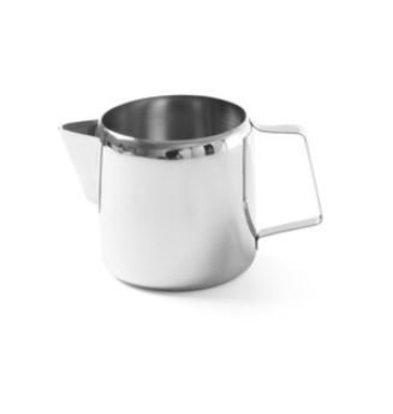 Hendi Milchkanne Edelstahl 0,35 Liter | ø85x110mm