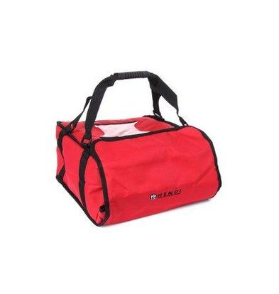 Hendi Pizza-Transporttasche | 350x350 Kartons | Geeignet für 4 Kartons