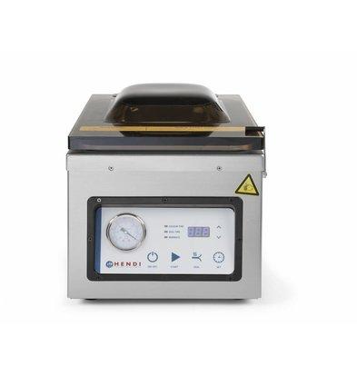 Hendi Vakuumiergerät mit Kammer | Profi Line | 260mm Schweißbalken