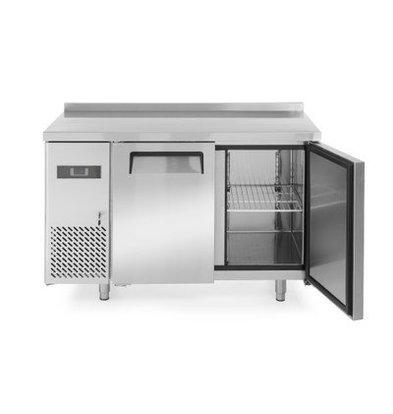 Hendi Tiefkühltisch Kitchen Line   2 Türen   1200x600x(h)850mm
