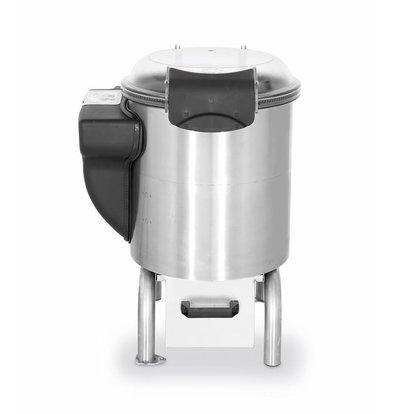 Hendi Kartoffelschälmaschine Profi Line | 75kg/St | Timer Digital | 530x520x(h)700mm