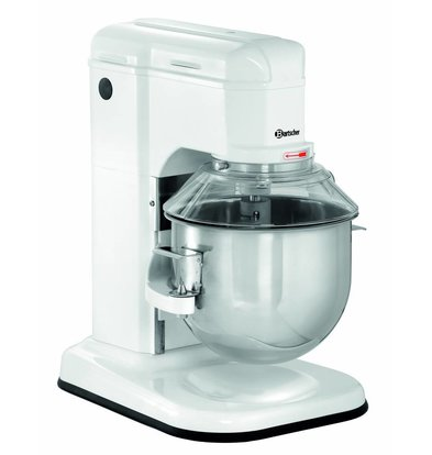 Bartscher Küchenmaschine 1,2 kg -7 Liter | 0,65 kW | 440x335x(h)510mm