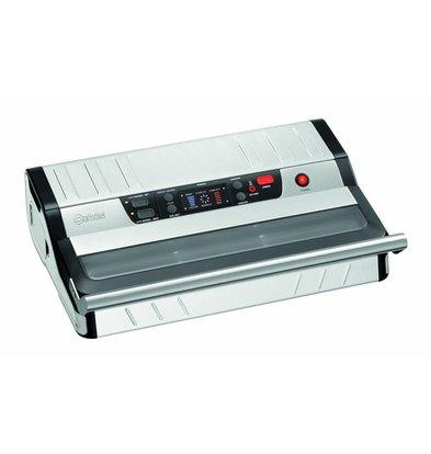 Bartscher Vakuumiergerät 420mm | 20L /min  | 2 Schweißnähte | 0,35 kW | 500x395x(h)140mm