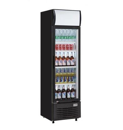 Exquisit Flaschenkühlschrank  Eco-Line | 300 Liter | 620x595x1860(h)mm