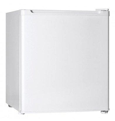 Exquisit Aufsatzkühlschrank Weiß | 44 Liter | 440x470x510(h)mm