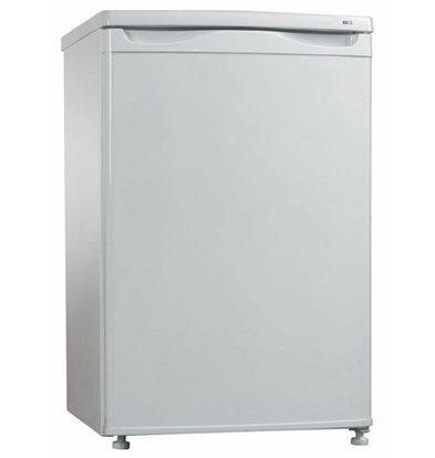 Exquisit Kühlschrank Weiß Tischmodell | 121 Liter | 570x550x850(h)mm