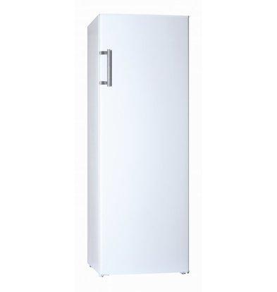 Exquisit Hoher Kühlschrank Weiß | 335 Liter | 600x590x1700(h)mm