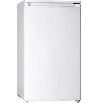 Exquisit Gefrierschrank Weiß | 60 Liter | 3 Schubladen | 480x520x850(h)mm