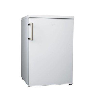 Exquisit Gefrierschrank Weiß | 82 Liter | 3 Schubladen | 560x580x850(h)mm