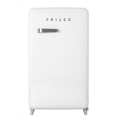 Frilec Kühlschrank White| Kühlen 108L/Frieren 13L | 540x620x980(h)mm