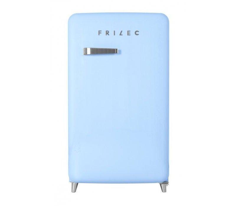 Frilec Kühlschrank Blue | Kühlen 108L/Frieren 13L | 540x620x980(h)mm
