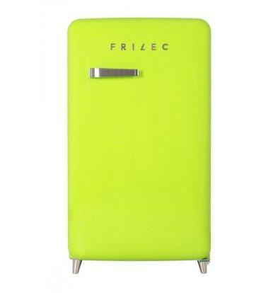 Frilec Kühlschrank Lemon | Kühlen 108L/Frieren 13L | 540x620x980(h)mm