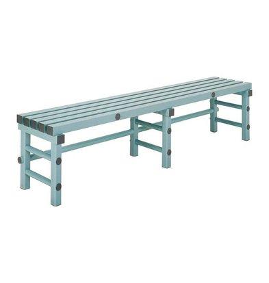 REA REA Sitzbank 5 Längeprofilen | Demontabel | 1000x400x(h)450mm