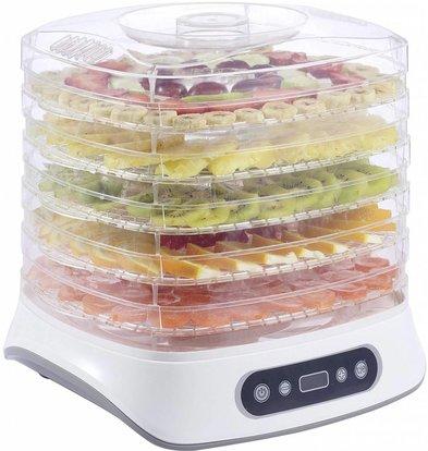 Saro Dörrgerät für Lebensmittel VeggyDry Mini | 240W | 345 x 310 x 340 (h) mm