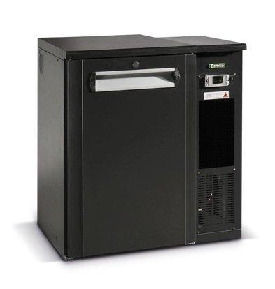Gamko Fasskühler 1-Türig | Gamko FK2-25 / 4R | Kühlmaschine Rechts LED-Beleuchtung | 880x567x860 / 880mm
