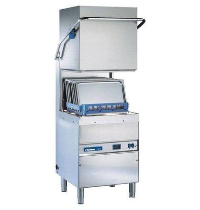 Rhima Geschirrspülmaschine  50x50cm Rhima DR59 PLUS | Inkl. Breaktank und Drucksteigerungspumpe zum Nachspülen | 400 V