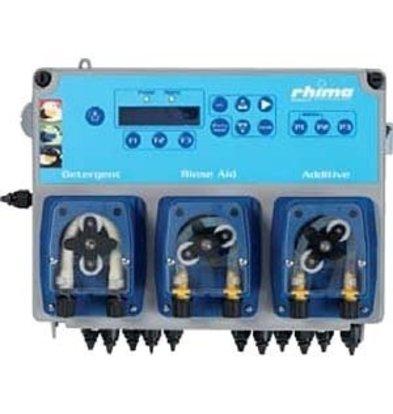 Rhima Dosiersystem Tri 50 | für Pro Wash Omega / Rinse/ Alpha