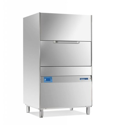Rhima Topf- und Utensilienspülmaschinen Rhima DR 265E HR Plus | 700x700mm Edelstahlkorb