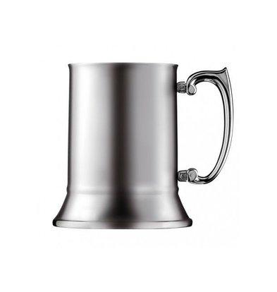 Bar Professional Tankard Tasse 450 ml Edelstahl