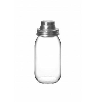 Bar Professional Einmachglas Cocktail Shaker | 800ml | Glas