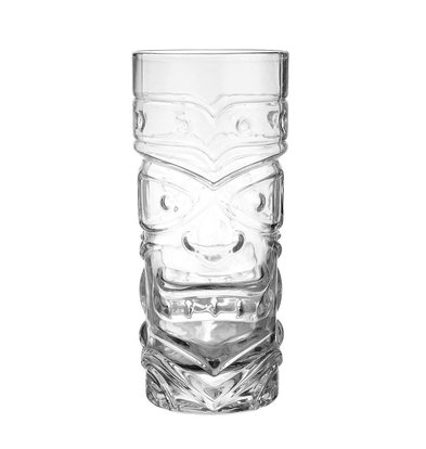 Bar Professional Tiki Glas | 17x7cm | 450ml