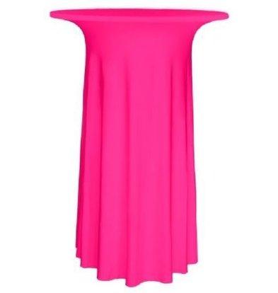 Unicover Cocktail-Tischhusse Stretch Deluxe | Pink | Erhältlich in 3 Größen